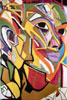 Paintings.name >> Abstract portrait