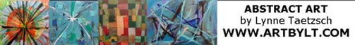 Abstract art Paintings by Lynne Taetzsch